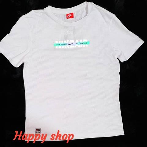 Мужская белая футболка Nike