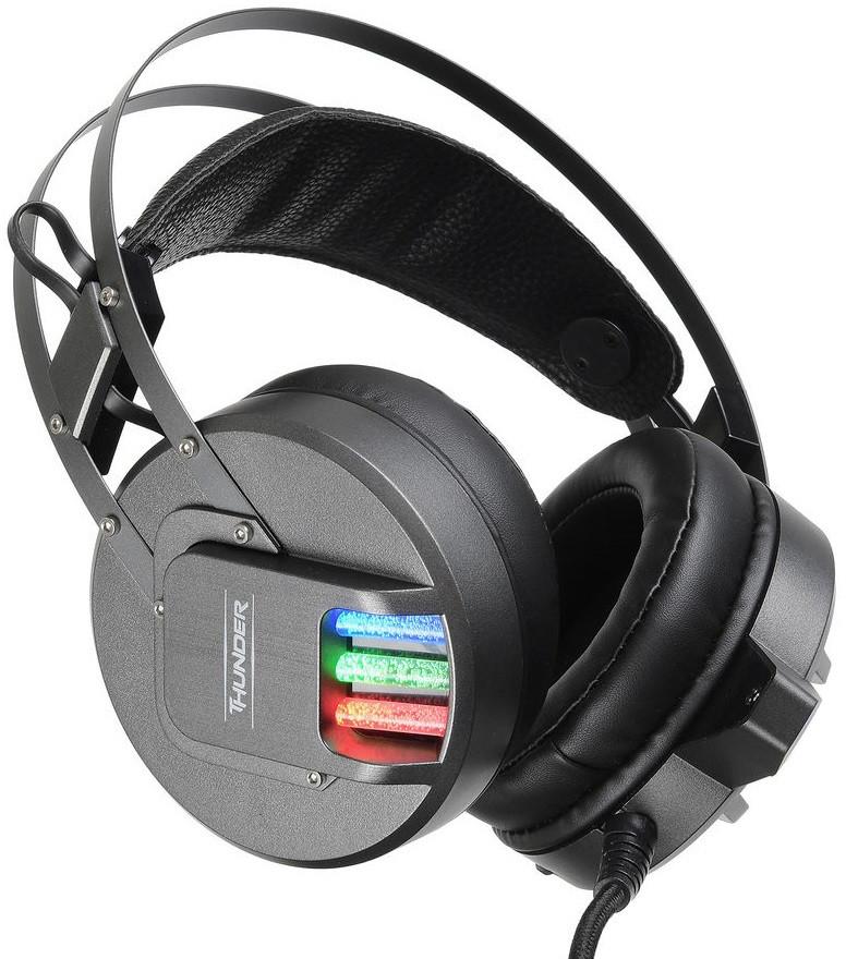 Наушники с микрофоном Oklick HS-L550G THUNDER