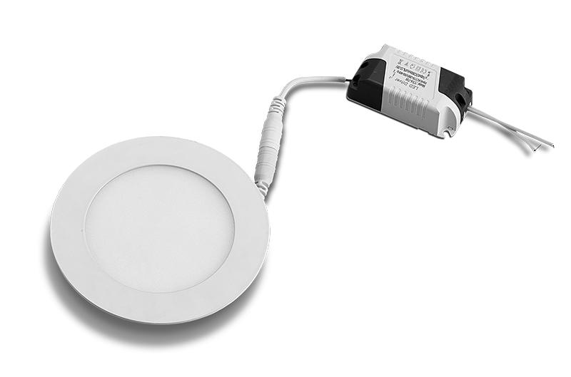 Круглый встраиваемый Led светильник 20 W