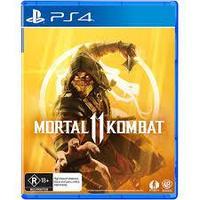 Видеоигра Mortal Kombat 11 (русск.язык) (файтинг) PS4