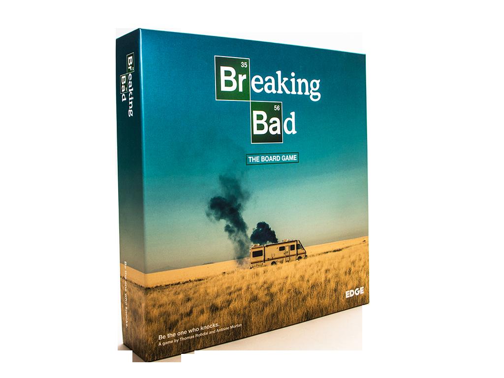 Настольная игра: Во все тяжкие (Breaking Bad)