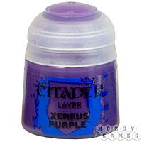 АКСЕССУАРЫ ВАРХАММЕР: Лиловый Ксеревс (Paint Pot: Xereus Purple)