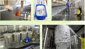 Моющие средства для пищевой промышленности