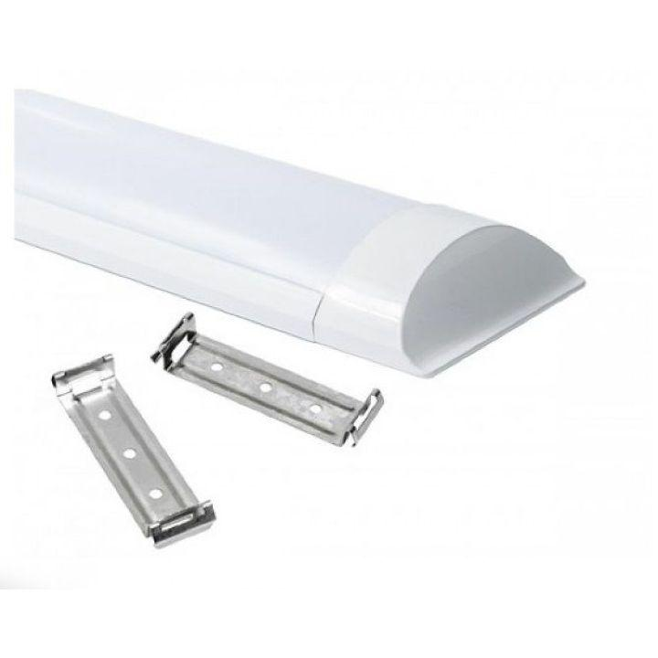 Светодиодный светильник линейный 48 W, 120 сm, 6500К