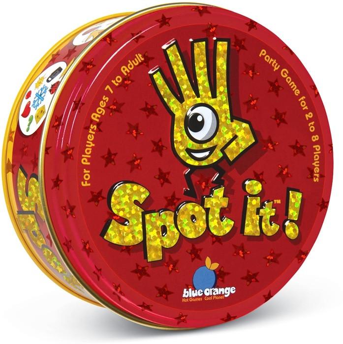 Настольная игра: Spot it: 5 Year Anniversary (Доббль)