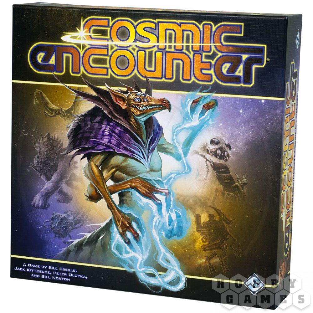 Настольная игра: Cosmic Encounter