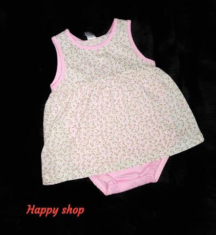 Детские боди-платье