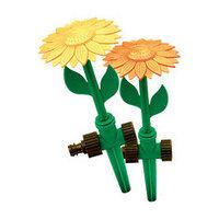 Цветок-разбрызгиватель пластиковый , для почвы WORTH