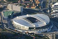 Строительство стадионов