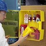 Пластиковая переносная станция для блокираторов, фото 2