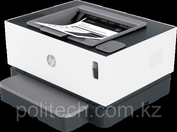 Принтер лазерный HP 4RY23A Neverstop Laser 1000w Printer, A4, 600x600 dpi, 32 Мбайт/500 Мгц