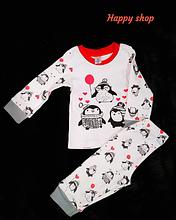 Пижама детская кофта и штаны