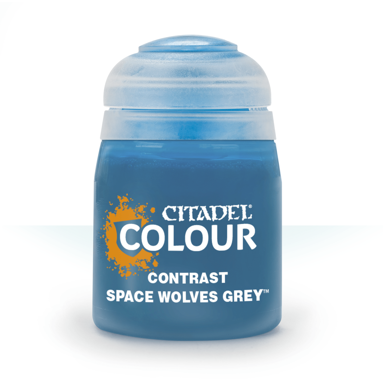 ВАРХАММЕР АКСЕССУАРЫ: CONTRAST: SPACE WOLVES GREY (18ML)