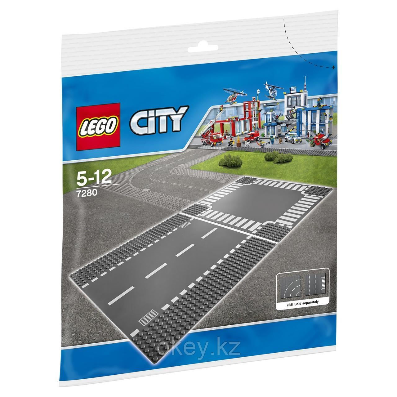 LEGO City: Дорога и перекрёсток 7280
