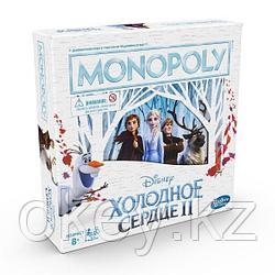 Hasbro: Настольная игра Монополия Холодное сердце II E5066