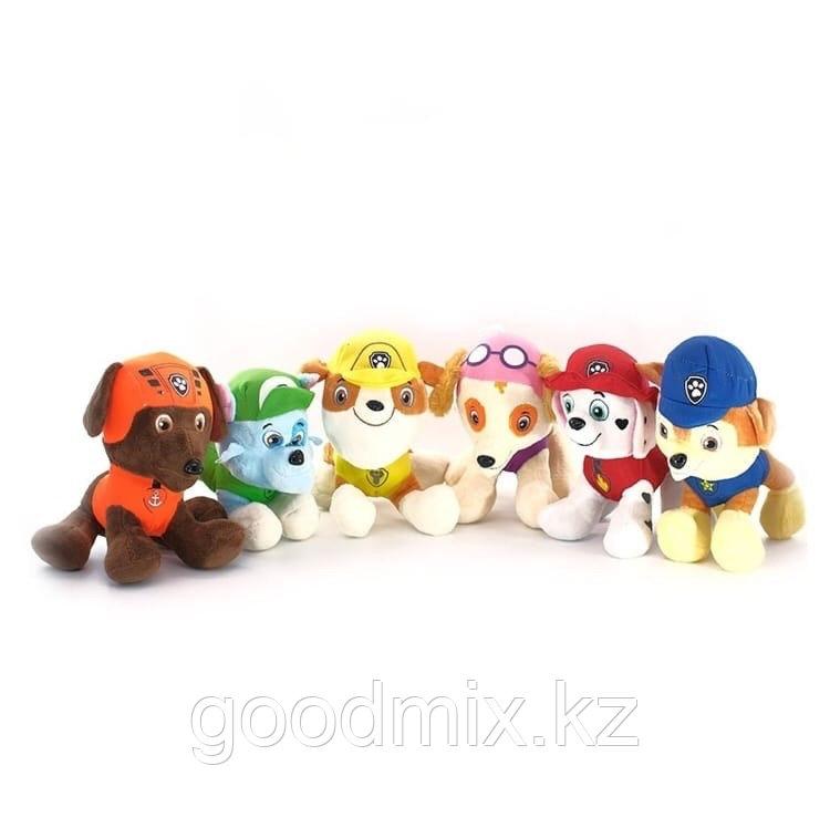 Мягкие игрушки Щенячий патруль (комплект) Дубликат 23 см