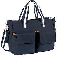 Дорожная сумка для мамы Chicco синяя