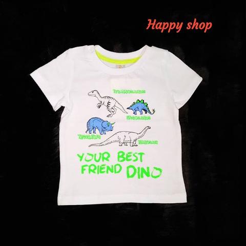Детская футболка белая с рисунком