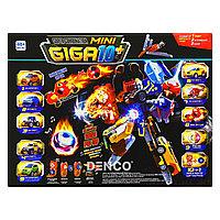 "Робот трансформер ""Mini Giga 10"", фото 1"
