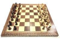 Шахматы 3в 1 (500мм х 500мм) деревянный