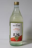 """Уксус винный """"DE NIGRIS"""" белый 1000 мл."""