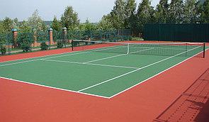 Искусственное покрытие для теннисного корта