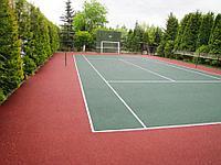 Покрытие для теннисного корта