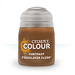 ВАРХАММЕР АКСЕССУАРЫ: Краска CONTRAST: FYRESLAYER FLESH (18ML)