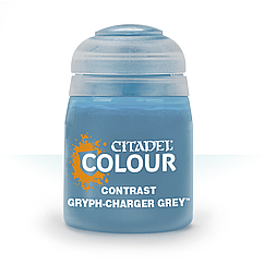 ВАРХАММЕР АКСЕССУАРЫ: CONTRAST: GRYPH-CHARGER GREY (18ML)
