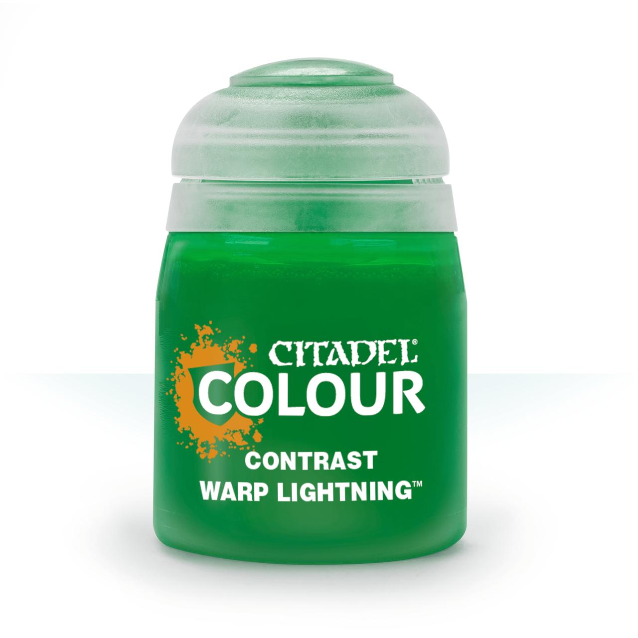 """Краска """"Контраст: сияние варпа"""" (18мл)(CONTRAST: WARP LIGHTNING (18ML)"""
