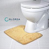 Коврик для ванной и туалета GL422 Коврик 3в1 80Х50