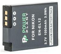 Аккумулятор для Nikon EN-EL12 (PowerPlant) 1050mAh