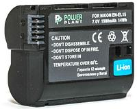 Аккумулятор для Nikon EN-EL15 (PowerPlant) 1900mAh