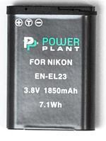 Аккумулятор для Nikon EN-EL23 (PowerPlant) 1850mAh