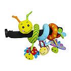 """Развивающая игрушка спираль BIBA TOYS """"ГУСЕНИЦА И ДРУЗЬЯ"""" (39*31*38 см)"""