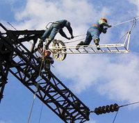 Строительство воздушных линий электропередач