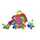 """Развивающая игрушка-подвеска с животными BIBA TOYS """"ФЕРМЕРСКИЙ ДОМ"""" (62*46*24 см)"""