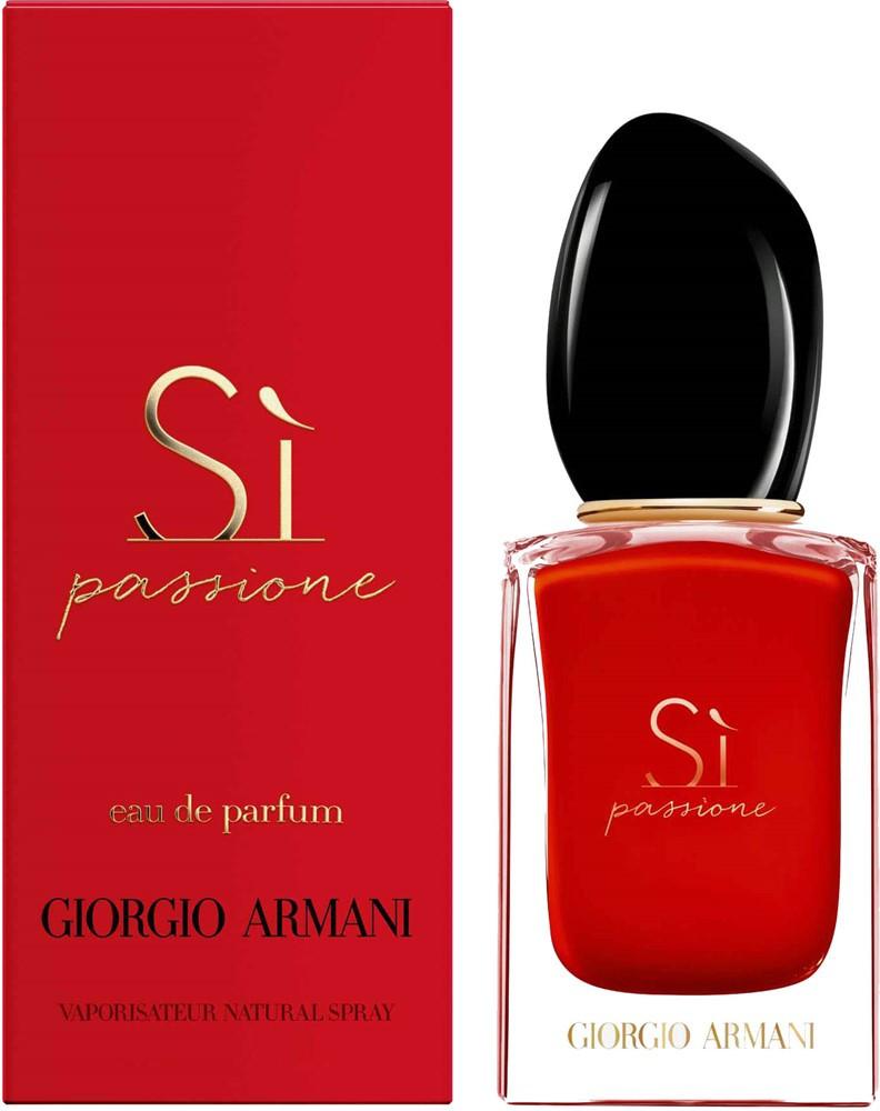 Giorgio Armani Armani Giorgio Si Passione Eau de Parfum Тестер 100 ml (edp) Женский
