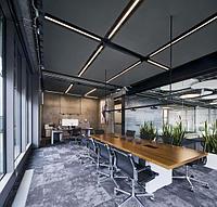 Подвесной потолок акустический