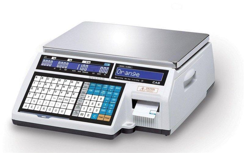 Весы CAS CL5000J-15 IB (Ethernet) арт. 15380