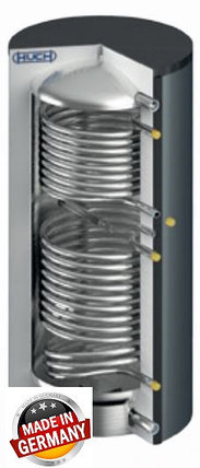 Бойлер емкостные напольные - косвенного нагрева ESS-PU 500, фото 2