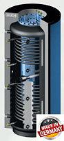Бойлер емкостные напольные - косвенного нагрева ESS-PU 200, фото 3