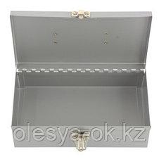 Ящик для инструмента 284х160х78 мм, металлический MATRIX. 906055, фото 3