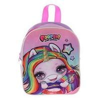 Рюкзачок детский Poopsie, 25 х 20.5 х 10.5 см, для девочки, пайетки