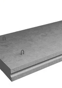 Плита под безнапорную трубу ПТС-60 1600х600х200 мм М-200