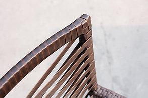 Luxury Royal Hotel столовая мебель из ротанга, фото 2