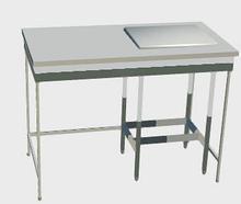 Стол весовой с гранитной плитой, антивибрационный, ц/м, 1200х600х820 мм