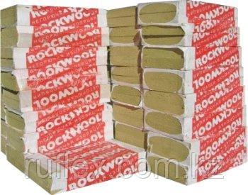 Базальтовая плита П-90 ROCKWOOL Венти БАТТС 1000x600x50 (100) тел.whats ap: +7 701 100 08 59