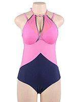 Купальник слитный Sexy Push Up Pink S, M, L, XL, фото 4