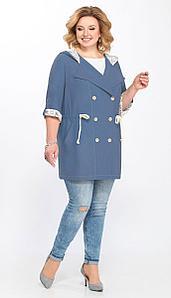 Куртка Matini-21279/1, синий , 56